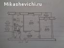 Продам 2-х комнатную квартиру или обменяю на 3-х, 4-х комн.
