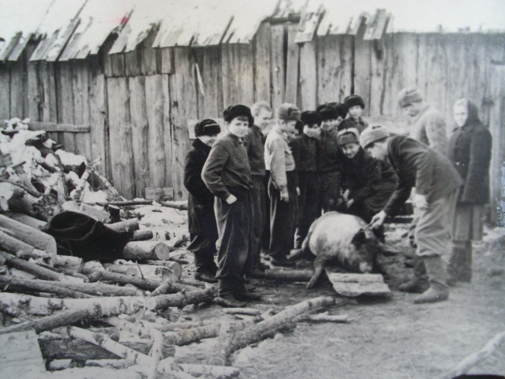 Микашевичский детский дом был большой семьёй